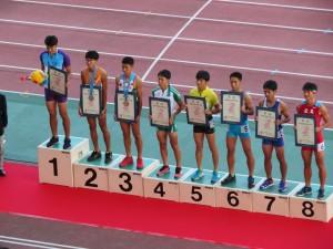 400mH表彰式