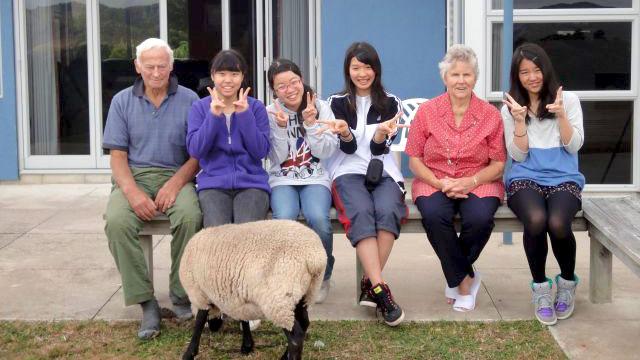 ニュージーランド修学旅行