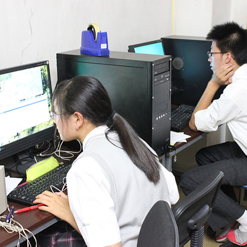 パソコン部