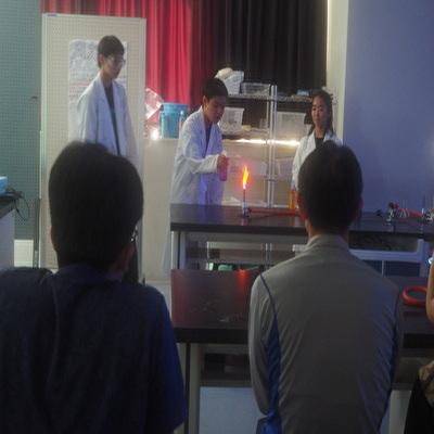 生物・化学部